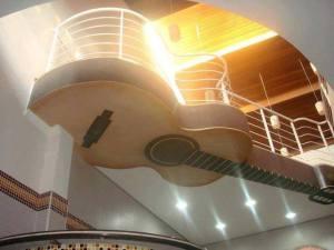 Guitar Balcony